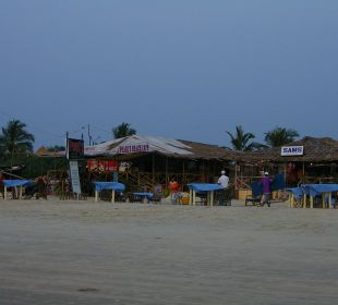 Beach Shack Pearl`s Hotel Holiday Inn Resort Goa