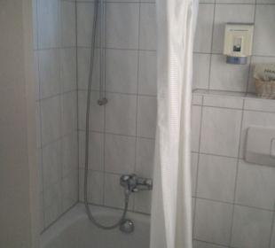 Dusche/Badewanne Hotel Garni Körschtal
