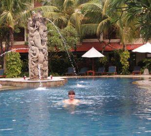Pool Bali Rani Hotel