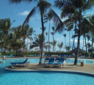 Pool am Meer Occidental Grand Punta Cana Resort