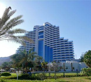 Vom Strand Hotel Le Meridien Al Aqah Beach Resort