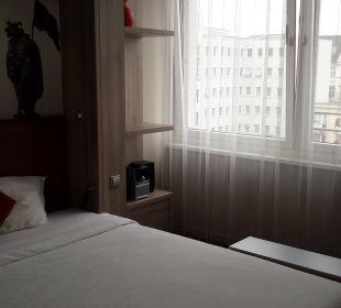 Aussicht Adagio City Aparthotel Berlin Kurfürstendamm