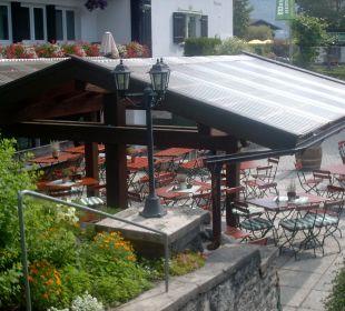 Das Restaurant Hotel Bellevue