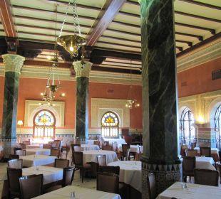 Frühstücksraum Hotel Alhambra Palace