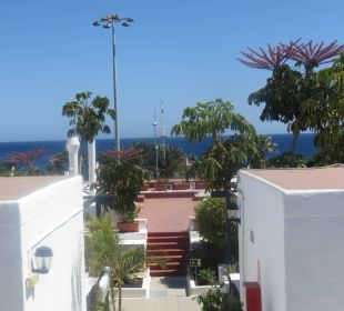 Bungalows links und rechts Bungalows & Appartements Playamar