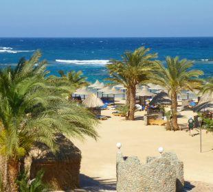 Über der Tauchstation-Blick zum Meer Hotel Utopia Beach Club