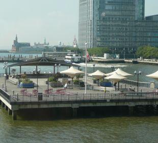 Außenansicht Hotel Hyatt Regency Jersey City On The Hudson