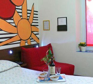 Camere Hotel Cairoli