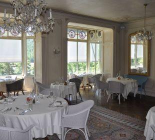 Speisesaal - Dinner Hotel Saratz