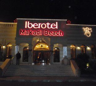 Eingang Hotel Iberotel Makadi Beach