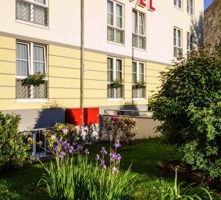 Hotelaussenansicht Businesshotel Berlin