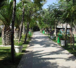 Sehr angenehm Belek Beach Resort Hotel