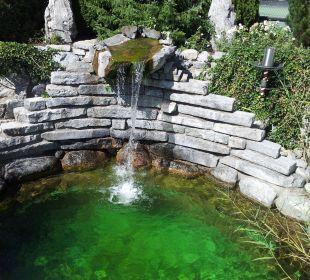 La cascade du lac naturelle Alpenresort Schwarz