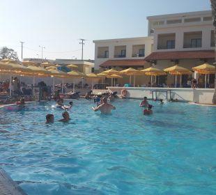 Pool Hotel Mitsis Rhodos Village & Bungalow