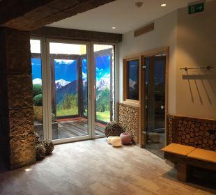 Saunabereich Hotel Schönruh
