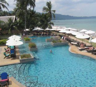 Pool am Strand Hotel Mukdara Beach Villa & Spa Resort