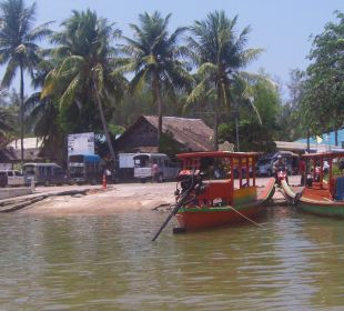 Ankunft auf Kho Khao C&N Kho Khao Beach Resort