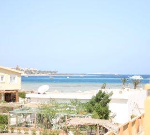 Вид с другой стороны номера Stella Di Mare Beach Resort & Spa Makadi Bay