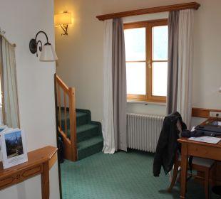Untere Etage II Hotel Zugspitze