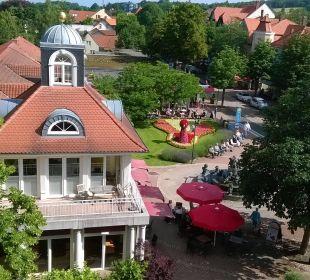 Ausblick aus der Junior-Suite Hotel Victoria