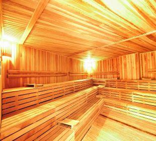 Sauna PURAVIDA Resort Seno