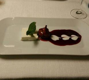Dessert  Romantischer Winkel SPA & Wellness Resort
