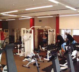 Fitnesscenter Sporthotel Aktivpark Güssing
