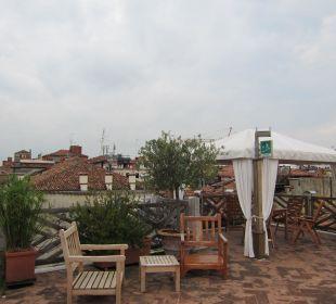Dachterrasse Hotel Saturnia