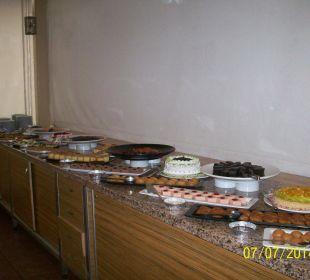 Dessertbuffet Hotel The One Club