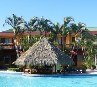 Poolbar DoubleTree by Hilton Hotel Cariari San Jose - Costa Rica