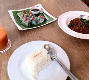 Great tasty food! Hotel Glow Trinity Silom