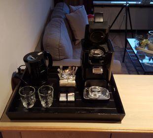 Kaffee und Tee  Romantischer Winkel SPA & Wellness Resort
