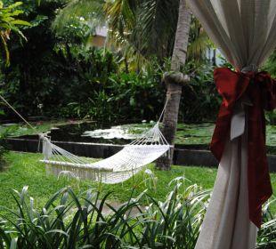 Hängematte zum Relaxen Anantara Bophut Resort & Spa