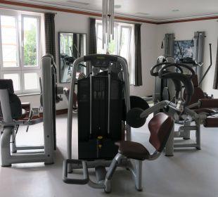 Teil des Sportraums Kneipp- und WellVitalhotel Edelweiss
