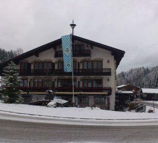 Das schöne Hotel von außen Aktivhotel & Gasthof Schmelz