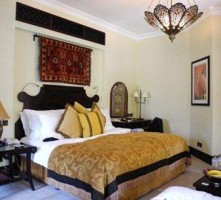 Zimmer im Dar al Masyaf (günstigste Kategorie)