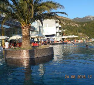 Pool Hotel Queen of Montenegro