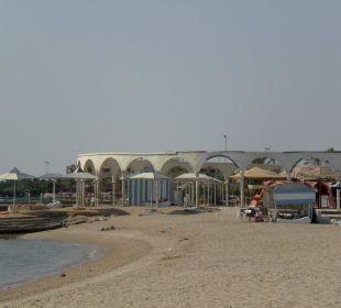 Strand und Bar