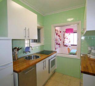 Küche Großes Apartment 7 Finca El Rincon