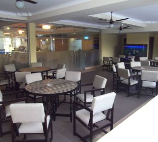 Freisitz und Restaurant Hotel Ramada Katunayake Colombo International Airport