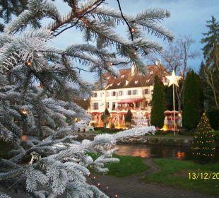 Schloss Restaurant Hotel Colosseo Europa-Park