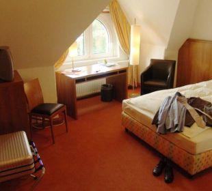 Einzelzimmer Komfort Hotel Reichshof Garni