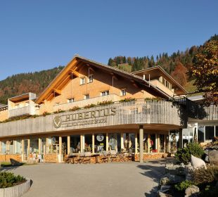 Herzlich Willkommen! Hubertus Alpin Lodge & Spa
