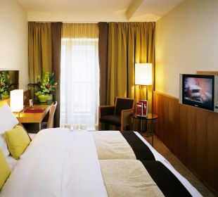 Guest room K+K Hotel Elisabeta