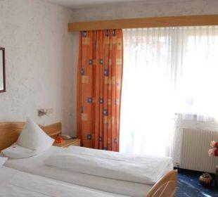 Komfort Zimmer  Hotel Edelweiß