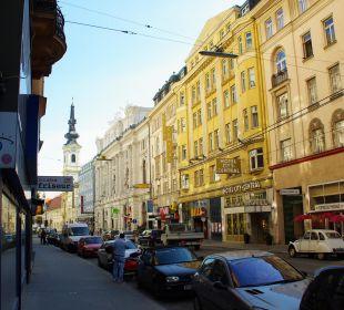 Taborstraße Hotel City Central