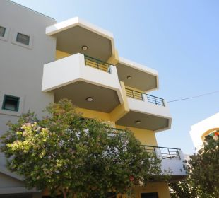 Haus Silvia Hotel Corissia Beach
