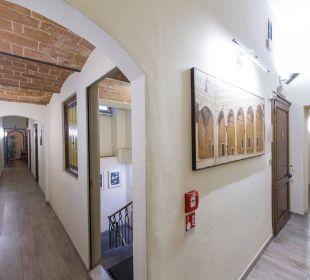 Interiors Hotel Cosimo de Medici