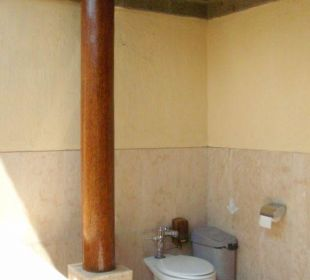 WC am Pool