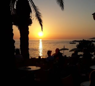 Sonnenuntergang Oz Hotels Incekum Beach